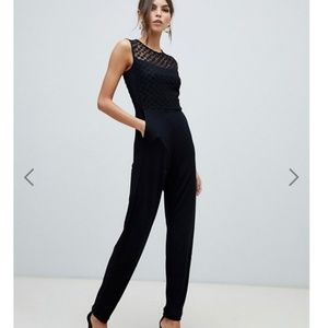 French Connection Chelsea B Embroidered Jumpsuit